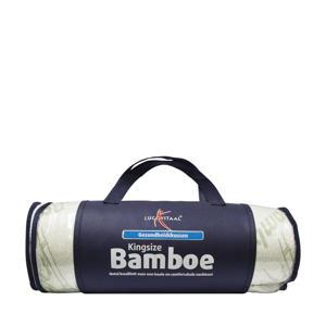 Kingsize bamboe kussen