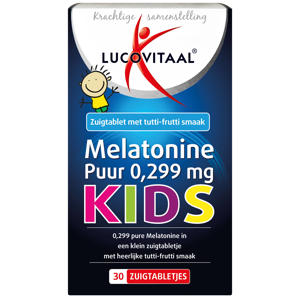 Melatonine Kids 0,299mg