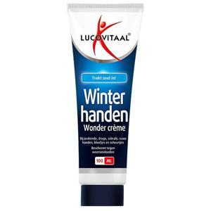 Winterhanden crème