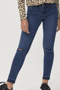 Ellos slim fit jeans York blauw, Blauw