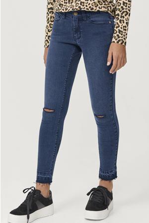 slim fit jeans York blauw