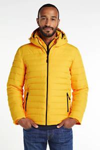 Superdry winterjas geel, Geel