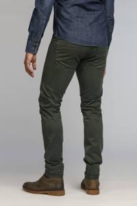 PME Legend slim fit broek Freighter zwart, Zwart