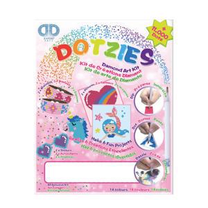 Megapack Dotzies 6-delig: girls
