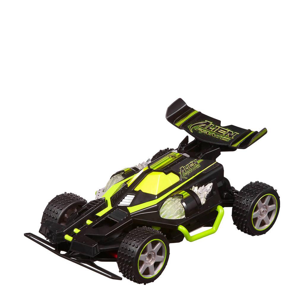Nikko Auto RC Race Buggies Alien Panic Green