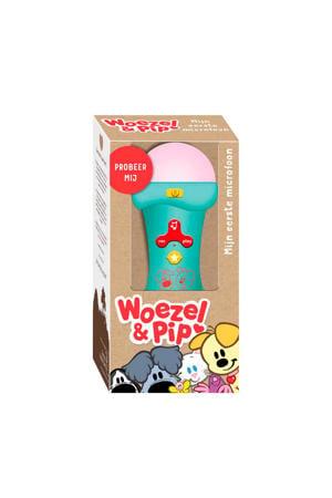 Woezel & Pip : microfoon