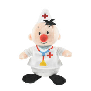 Bumba pluche dokter 20 cm