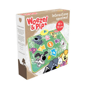 Woezel & Pip : interactieve speelmat