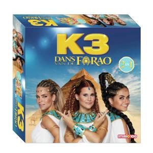 K3 Dans van de Farao bordspel