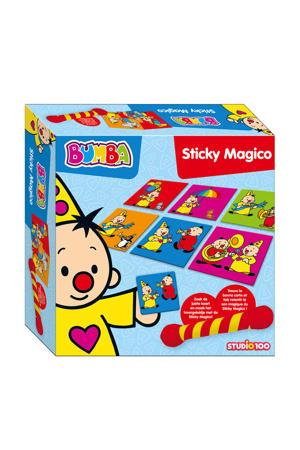 Bumba : spel - sticky magico