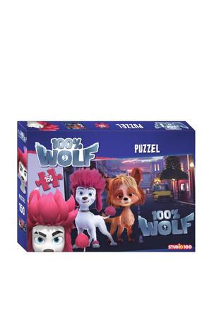 100% Wolf  legpuzzel 150 stukjes