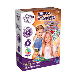 Starter kit Tattoo Science4You