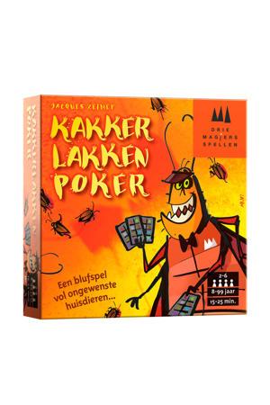 Kakkerlakkenpoker kaartspel