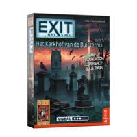 999 Games EXIT Het kerkhof van de duisternis bordspel