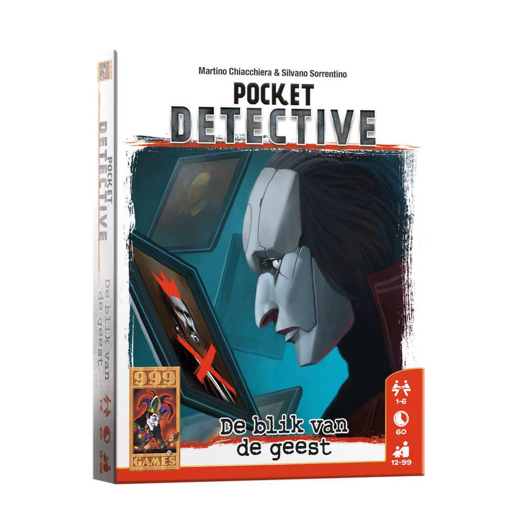 999 Games Pocket Detective: De blik van de geest kaartspel