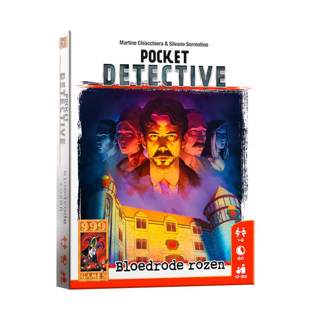 999 Games Pocket Detective: Bloedrode rozen kaartspel
