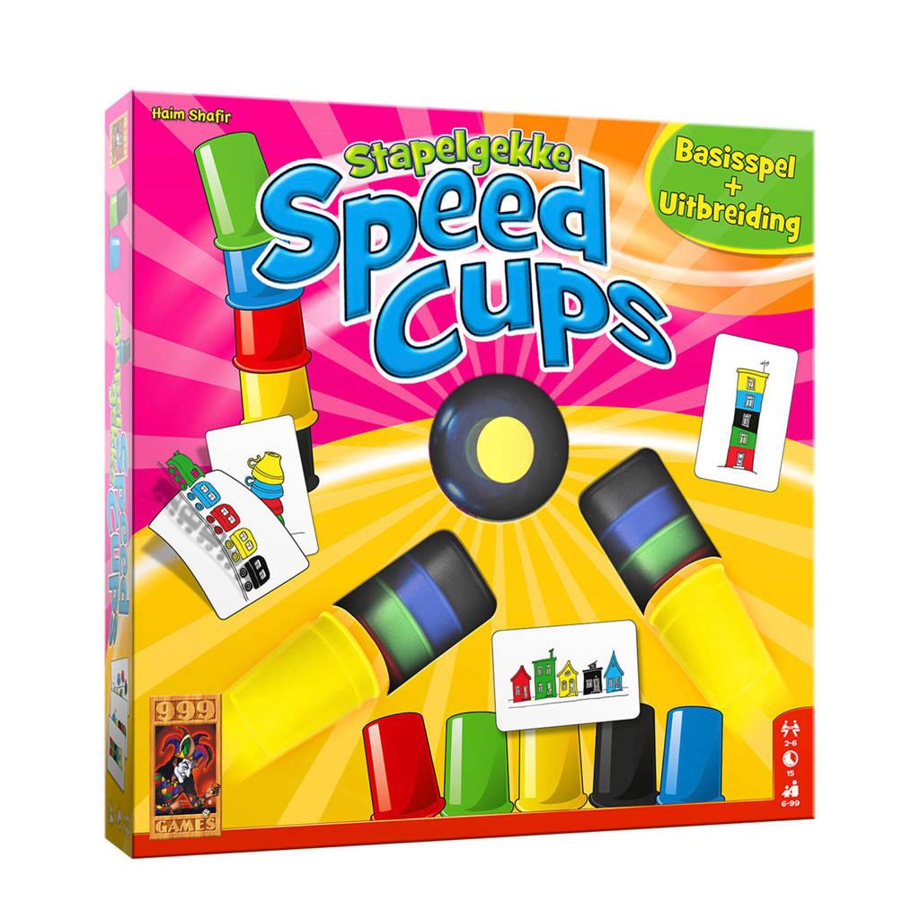 999 Games Stapelgekke Speedcups 6 spelers denkspel