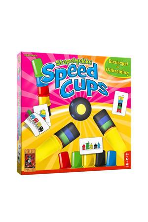 Stapelgekke Speedcups 6 spelers kinderspel