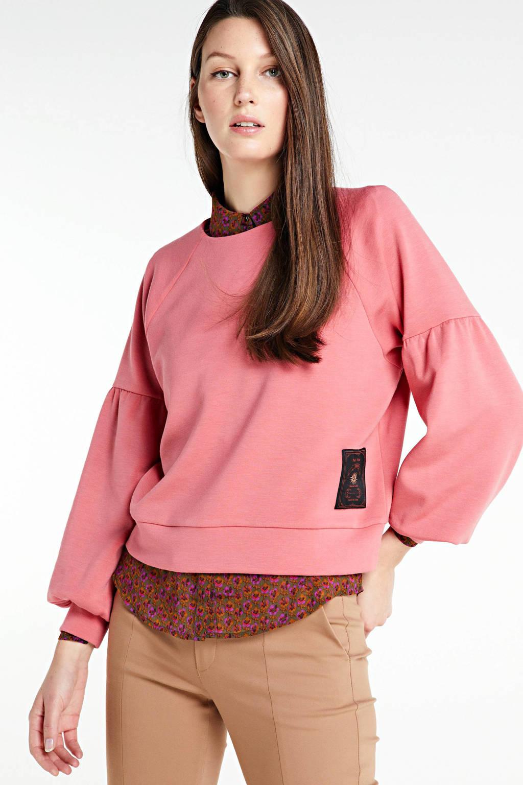 Scotch & Soda sweater roze, Roze