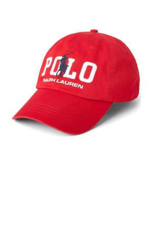 pet CLS SPRT CAP rood
