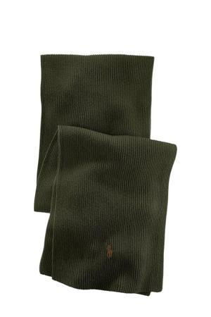 sjaal SCARF groen