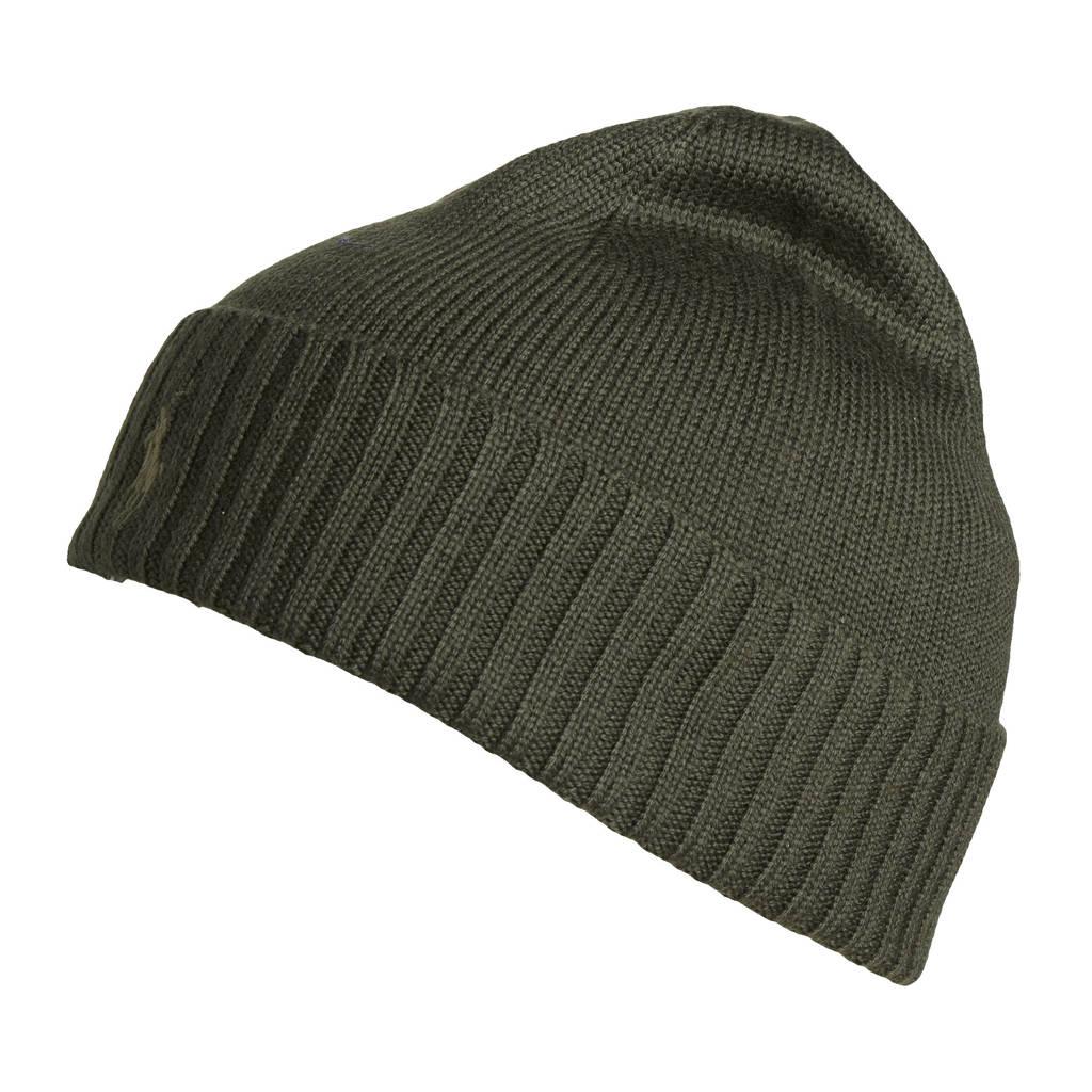 Ralph Lauren muts FO HAT groen, Groen