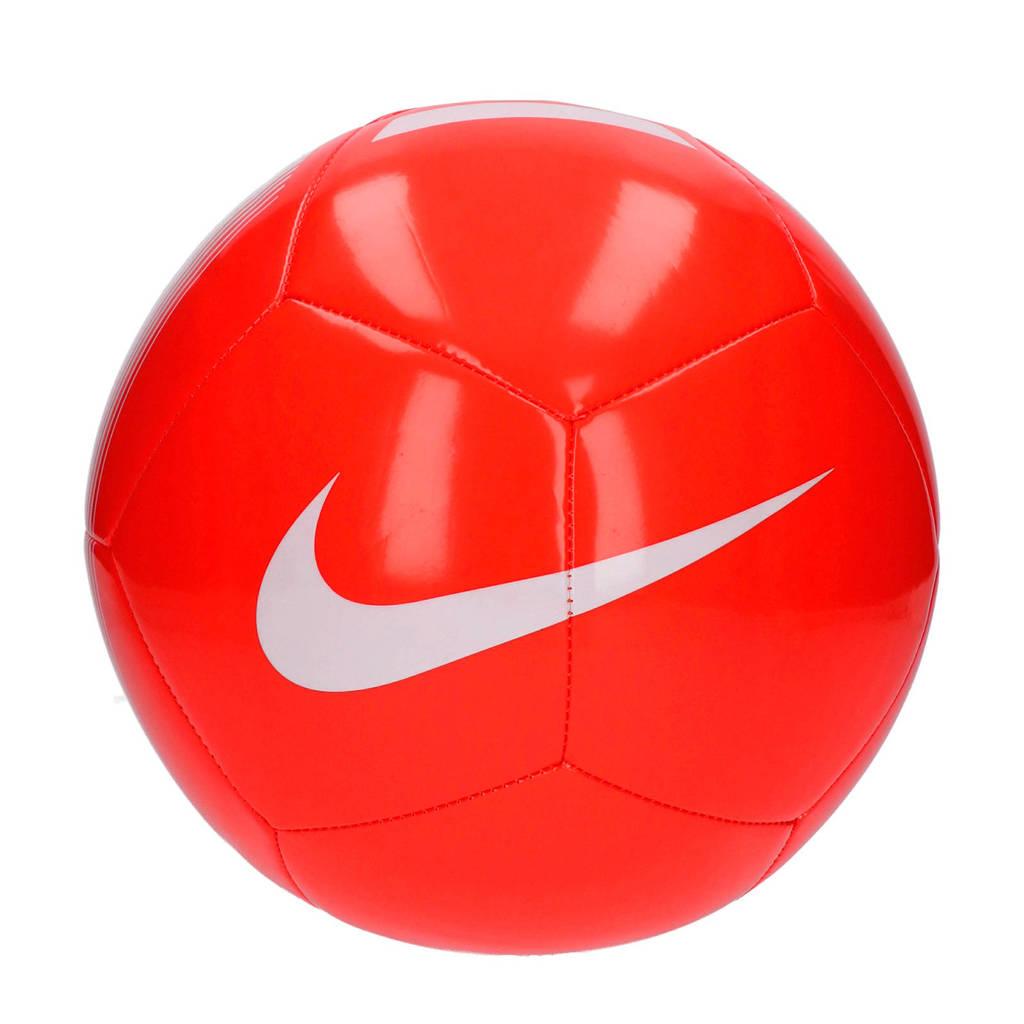 Nike   Pitch Team Football rood maat 5, Rood