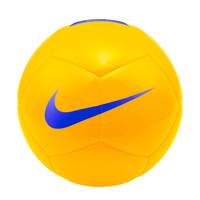 Nike   Pitch Team Football geel maat 5, Geel