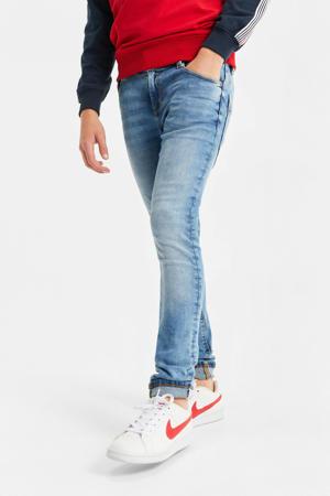 skinny jeans mid blue