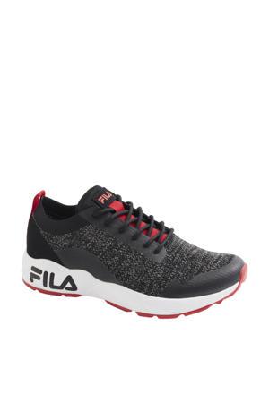 sneakers grijs/rood
