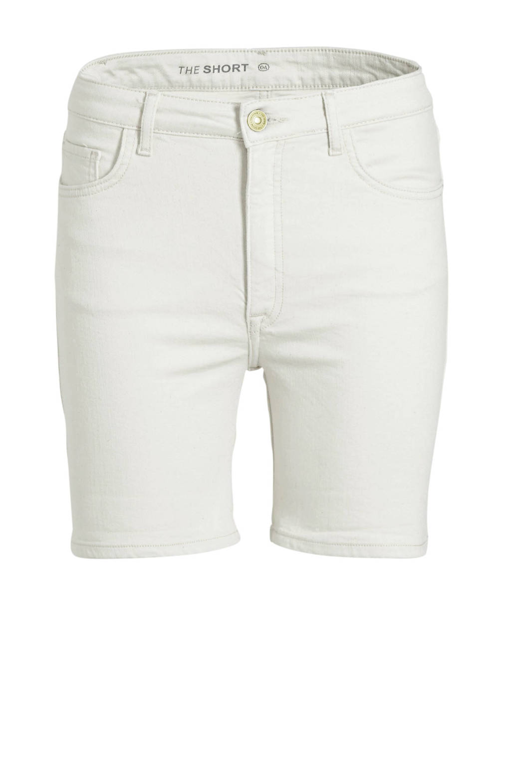 C&A The Denim skinny short wit, Wit
