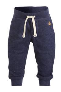 GAP baby gemêleerde broek donkerblauw, Donkerblauw