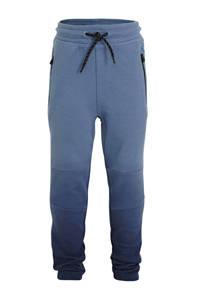GAP tie-dyeregular fit broek blauw, Blauw