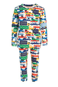 GAP   pyjama Transport blauw/multicolor