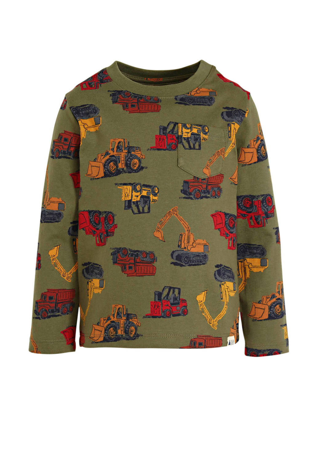 GAP longsleeve met all over print surplus, SURPLUS