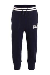GAP regular fit broek met logo donkerblauw, Donkerblauw