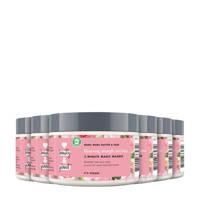 Love Beauty and Planet Muru Muru Butter & Rose Blooming Colour haarmasker - 6 x 300 ml