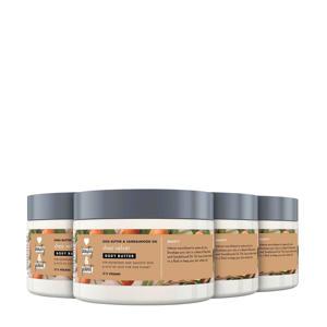 Shea Butter & Sandalwood Shea Velvet bodycrème - 4 x 250 ml