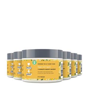 Coconut Oil & Ylang Ylang Hope and Repair haarmasker - 6 x 300 ml