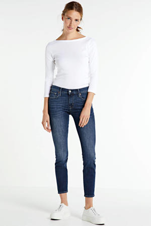 skinny jeans medium indigo