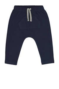 HEMA regular fit broek donkerblauw, Donkerblauw