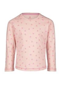 HEMA pyjama hartjes roze, Roze