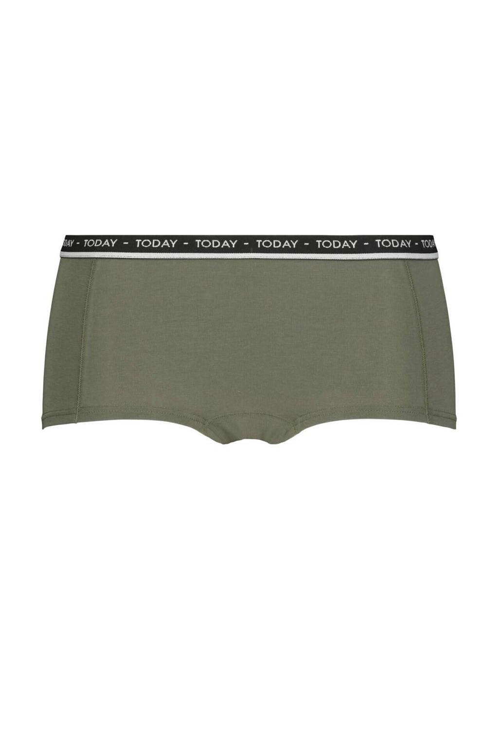 HEMA hipster groen, Groen