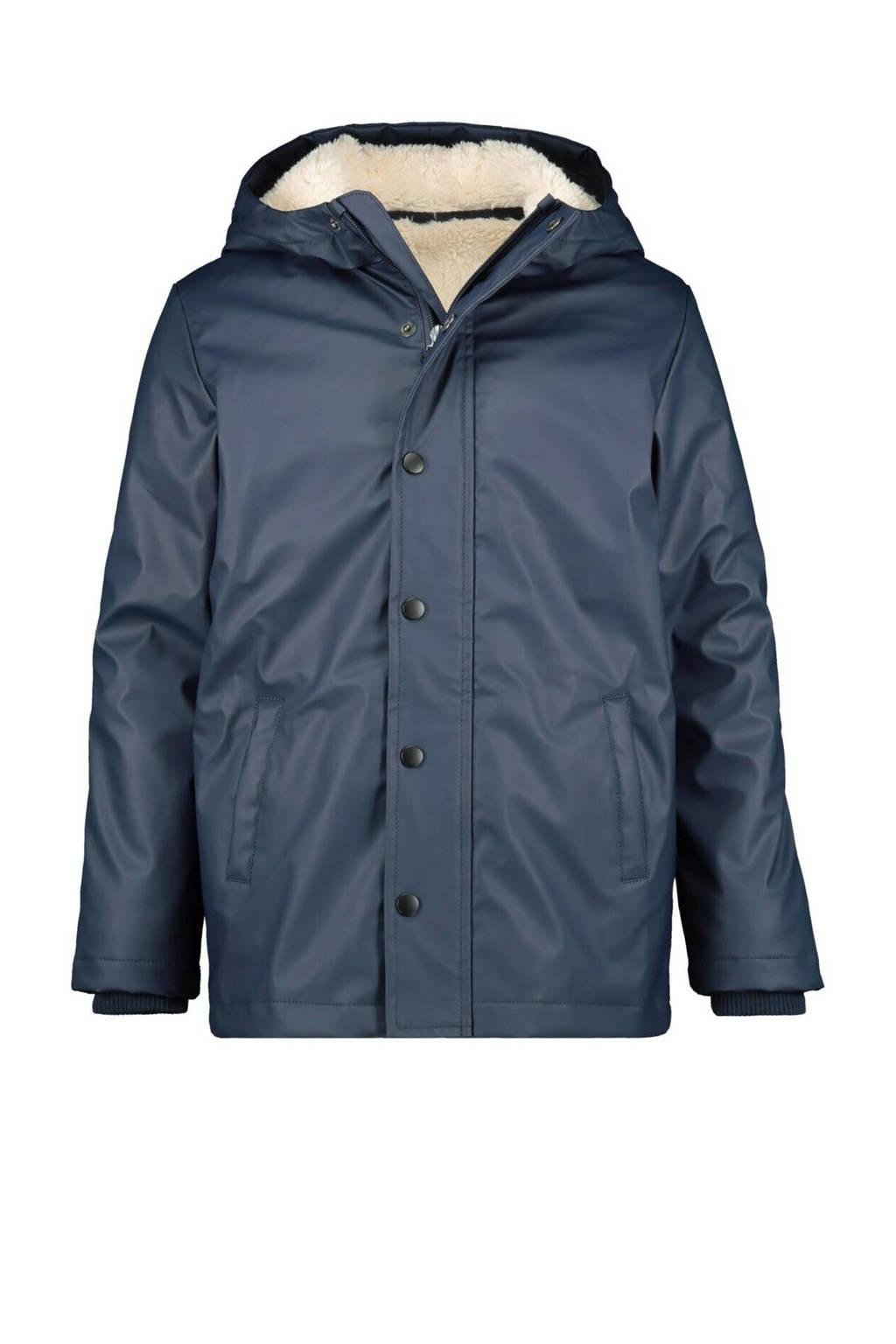 HEMA winterjas Joshua donkerblauw, Donkerblauw