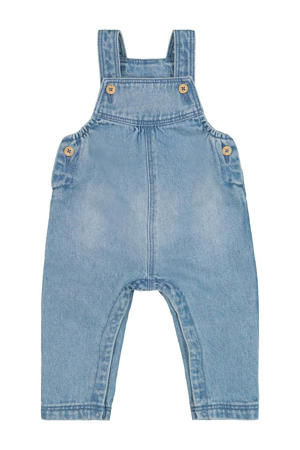 jumpsuit blauw denim