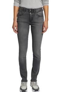 edc Women slim fit jeans antraciet, Antraciet