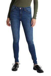 edc Women skinny jeans dark denim stonewashed, Dark denim stonewashed