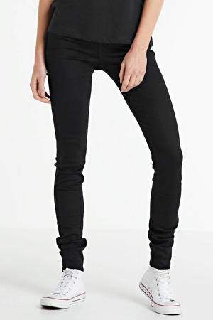 skinny jeans New Luz black coated