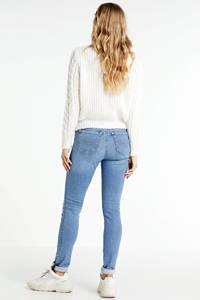 REPLAY skinny jeans LUZIEN medium blue, Medium blue