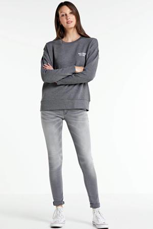 skinny jeans New Luz grijs